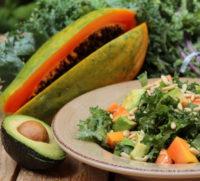 Ensalada Papaya